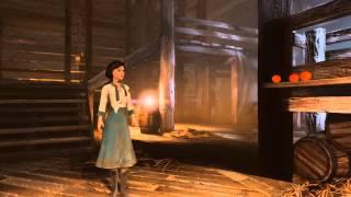 Bioshock Infinite Easter Egg - Elizabeth Sings to Guitar