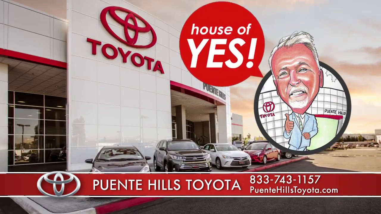 Awesome Puente Hills Toyota   New Commercial/Song
