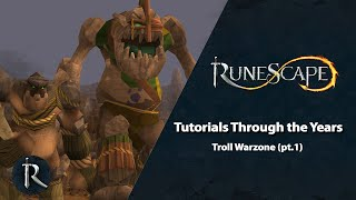 RuneScape's Tutorials Through the Years - Troll Warzone