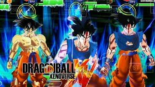 NEW DBZ TTT MOD ISO + MENU XENOVERSE 2 FINAL REMAKE WITH ULTRA INSTINCT POWER UP DOWNLOAD