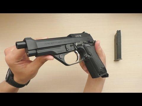 Обзор пистолета KSC Beretta M93R C-Series Japan ver.