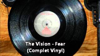 The Vision - Fear (Complet Vinyl)