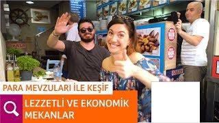İstanbul'da Lezzetli ve Ekonomik Yeme - İçme #1 | EKONOMİK MEKANLAR