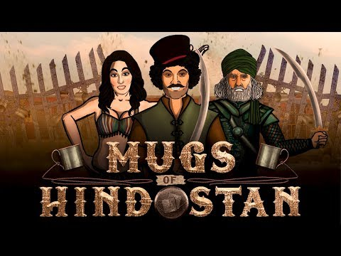 Thugs Of Hindustan Trailer Spoof | Amitabh Bachchan | Aamir Khan | Katrina Kaif | Fatima
