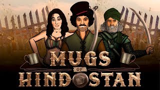 Download lagu Thugs Of Hindustan Trailer Spoof Amitabh Bachchan Aamir Khan Katrina Kaif Fatima MP3