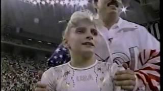Shannon Miller Gymnastics Montage