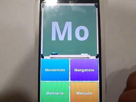 Tabla periodica quiz aplicaciones android en google play urtaz Gallery