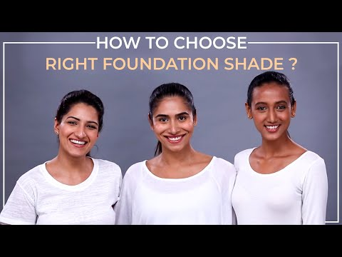 The Myntra Beauty foundation guide