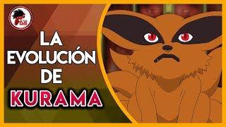 Naruto: Historia y Evolución de KURAMA (El Kyuubi)