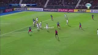 Kompilasi Jaringan Gol AFC Cup 2018   JDT 3 - Persija 0