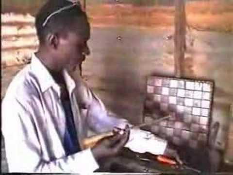 THE GAMBIA CULTURE : WOODCARVING