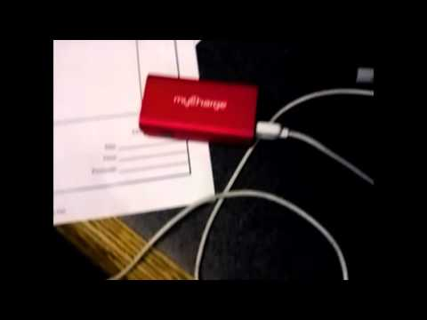 MyCharge Portable Charger Product Review