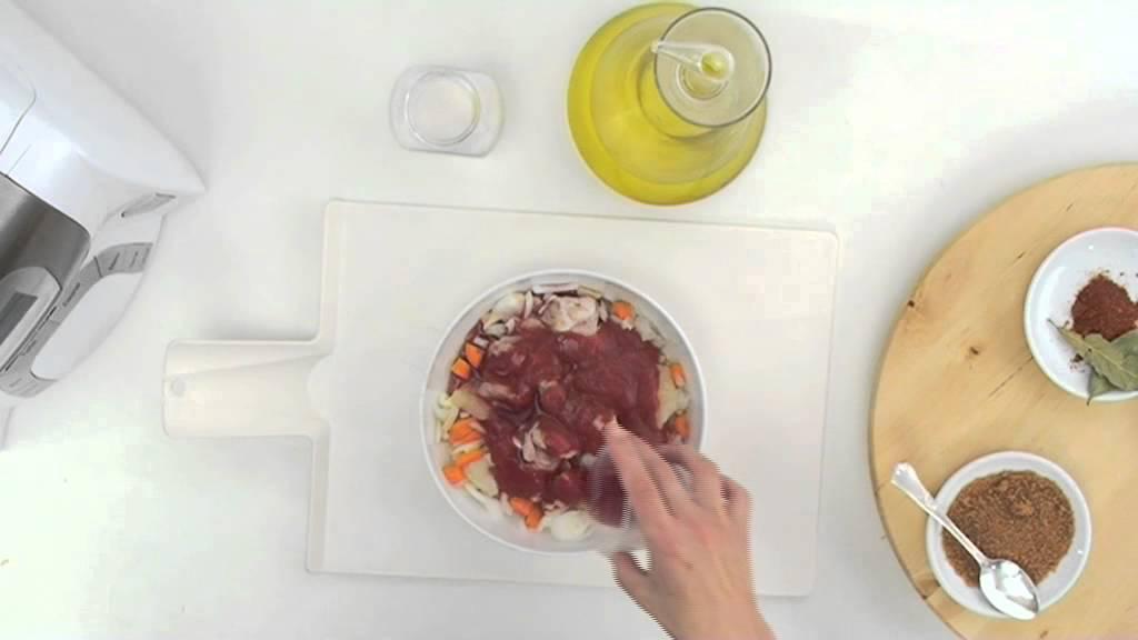 Chef plus calabacines rellenos de bacalao recetas - Robot de cocina chef plus ...