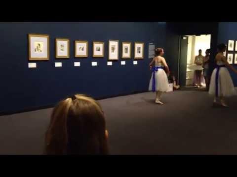 Ballerinas, Ballet & Edgar Degas