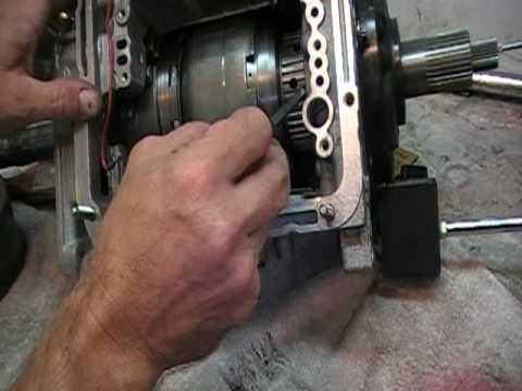 rebuild kit c4 transmission