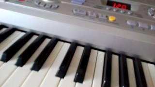 Как играть на синтезаторе энорибёрс обучение