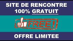 Site de rencontre 100 gratuit