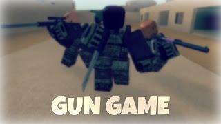 GUN GAME (Jeu personnalisé) ROBLOX Phantom Forces [BETA]