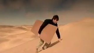 Extreme Sand Boarding  - Tropic of Capricorn - BBC travel