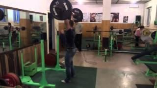 Швунг жимовой 100 кг с.в.77