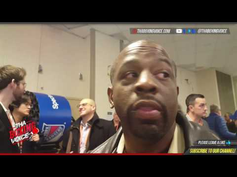 Kevin Kelly Compares His Fight with Prince Naseem Hamed to Golovkin vs Jacobs