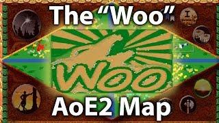 "The ""Woo"" AoE2 Map!"
