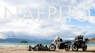 Nafplio & Beach Riding : BMW 2016 R1200GS Adventure & 2010 F650GS Twin