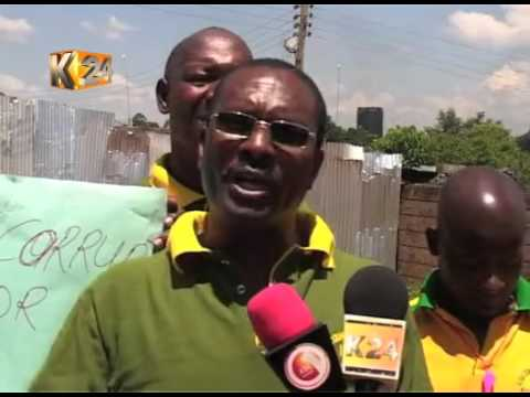 Kisii contractors want County gov't settle pending bills