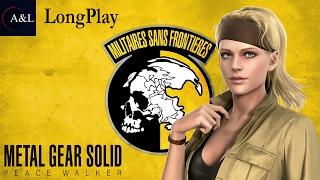 PSP - Metal Gear Solid: Peace Walker - LongPlay [2K]