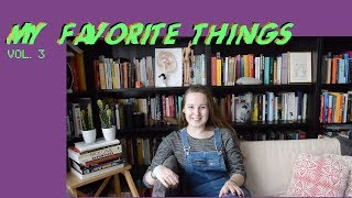 MY FAVORITE THINGS VOL. 3 - AYLA