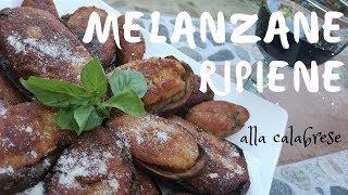 Melanzane ripiene (Milingiani chini) | Ricetta Calabrese |