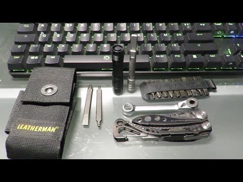 Leatherman Skeletool Fully Equided : is it really reasonable?