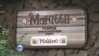 Health department issues red 'closed' placard to Waikiki restaurant