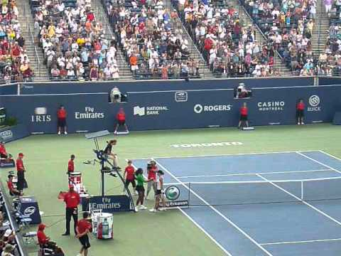 Serena Williams wins the Rogers Cup