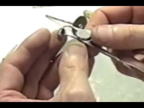 Dental Crown & Bridge Metal Finishing- Lab Procedure PFM ASMR