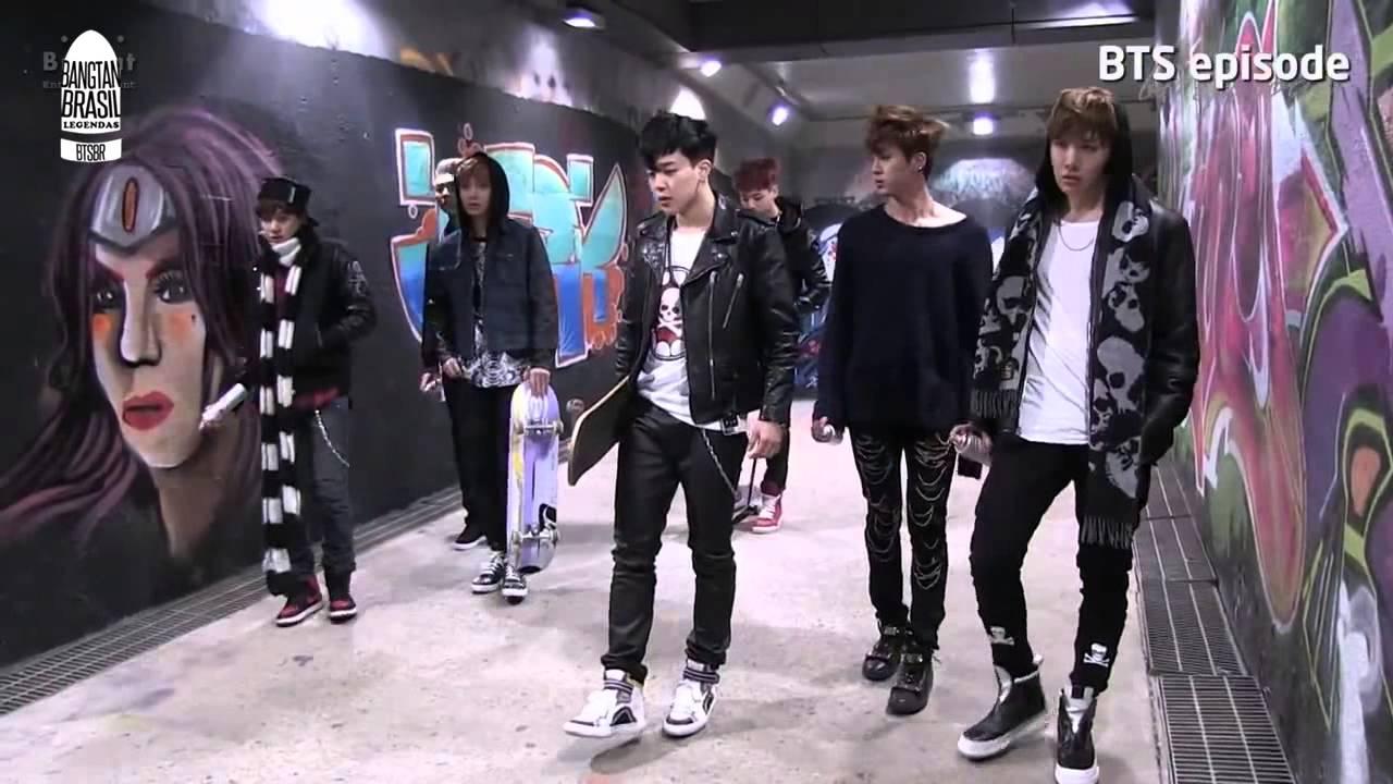 Legendado Bts Episode Skool Luv Affair Jacket Photoshoot