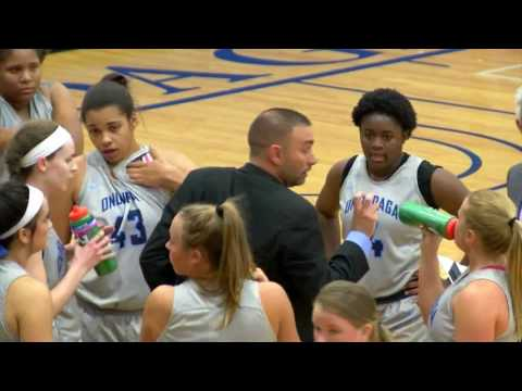 OCC Womens Basketball versus Genesee Community College