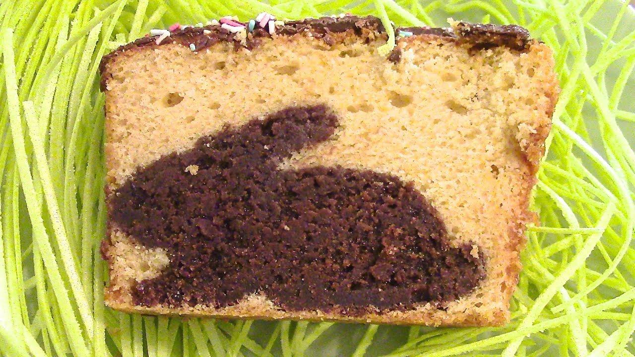 osterkuchen mit brownie hasen berraschung youtube. Black Bedroom Furniture Sets. Home Design Ideas