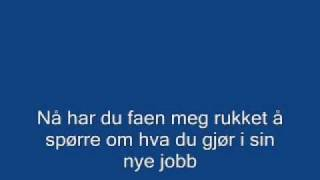 Flink  - Delillos (Lyrics)