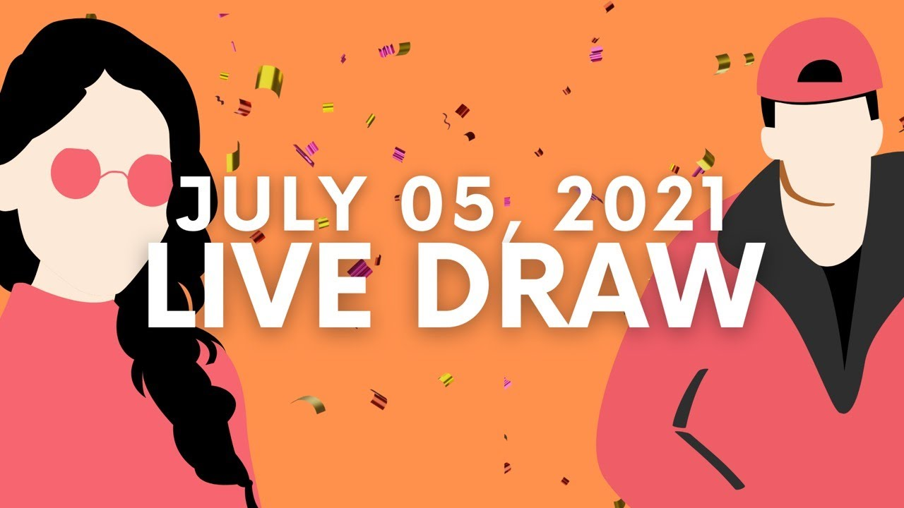 Live Draw | Round 44 @HouseofGiveawaysPH & Round 40 @HomeofGiveawaysPH | July 5, 2021