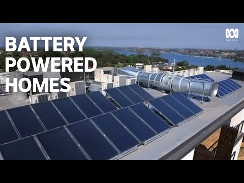 Battery Powered Homes