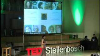 TEDxStellenbosch - Vibha Pinglé - Making Small Economic Worlds Big, and then Small Again