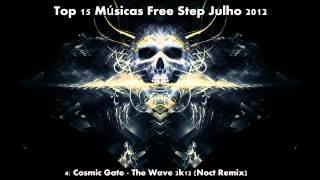 Top 15 Músicas Free Step Julho 2012