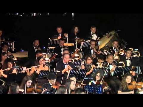 Concerto 2 luglio 2015 - Orchestra Conservatorio di Potenza  - M° Simone Genuini - Ischia (NA)