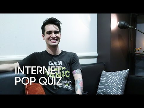 internet-pop-quiz-with-brendon-urie-(panic!-at-the-disco)