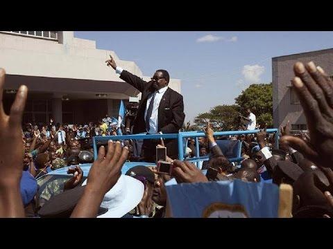 'I'm still alive, I have more than 9 lives' - Malawian president declares
