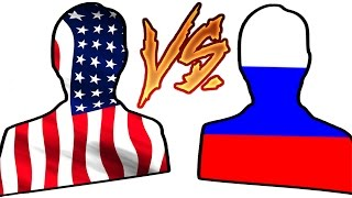 Typical Russian VS Typical American