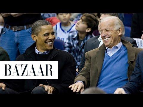9 of Barack Obama and Joe Biden's Best Bromance Moments
