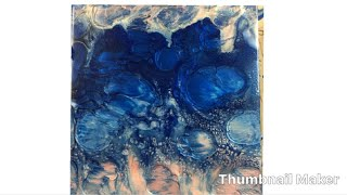 Resin Art_Painting Cool_Special Effects