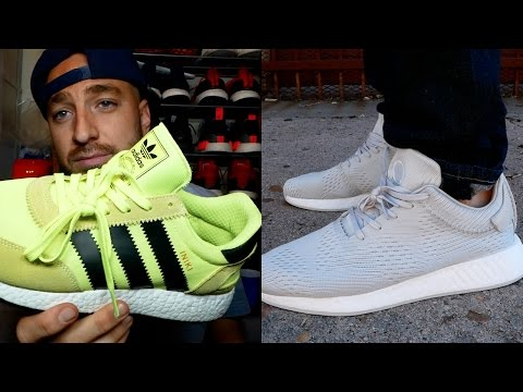 Anyone else have this problem with the Iniki Runner? + Adidas NMD R2 Wings+Horns PK Review & On Feet